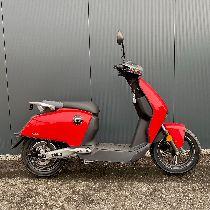 Motorrad kaufen Neufahrzeug SUPER SOCO CUX (roller)