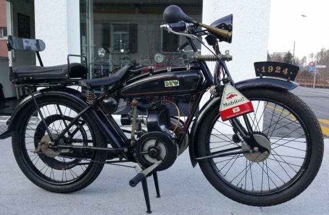 Motorrad kaufen DKW E 200 Oldtimer