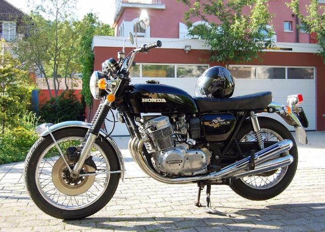 Motorrad kaufen HONDA CB 750 Four Oldtimer