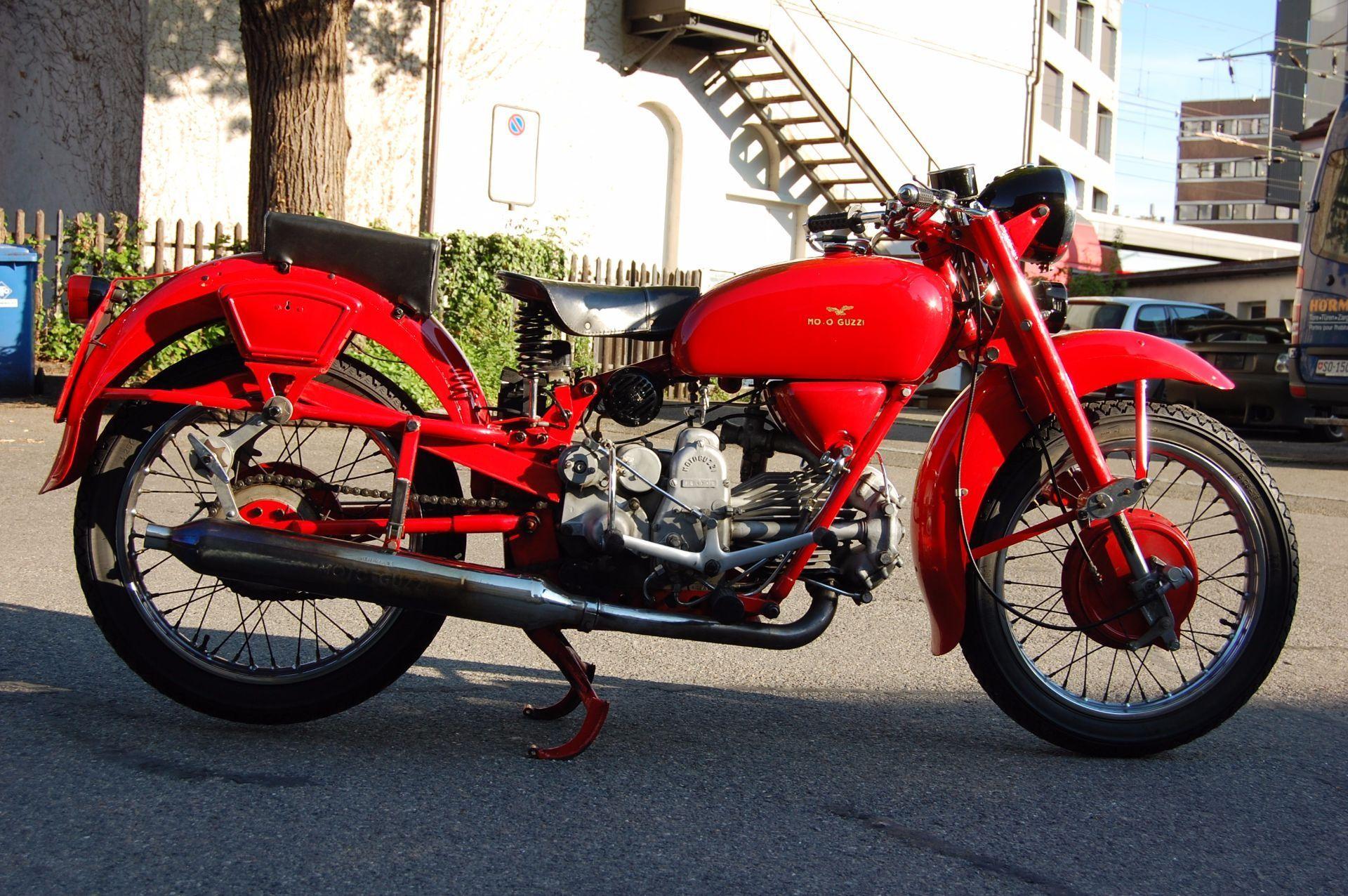 motorrad oldtimer kaufen moto guzzi falcone 500 bosshard. Black Bedroom Furniture Sets. Home Design Ideas
