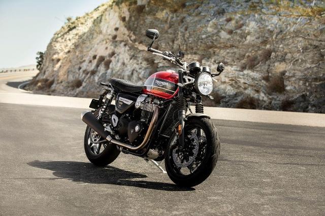 Motorrad kaufen TRIUMPH Speed Twin 1200 Neufahrzeug