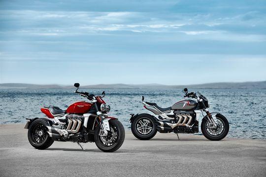 Motorrad kaufen TRIUMPH Rocket 3 R Neufahrzeug