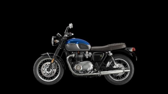 Motorrad kaufen TRIUMPH Bonneville T120 1200 Classic Neufahrzeug