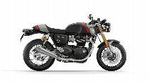 Motorrad kaufen Neufahrzeug TRIUMPH Thruxton 1200 RS (retro)
