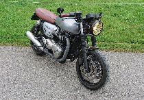 Acheter moto TRIUMPH Thruxton 1200 R ABS Retro