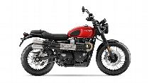 Acheter moto TRIUMPH Street Scrambler 900 Retro