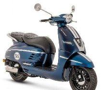 Aquista moto Veicoli nuovi PEUGEOT Django 125 (scooter)