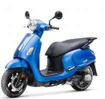 Motorrad kaufen Neufahrzeug SYM Fiddle 125 IV (roller)
