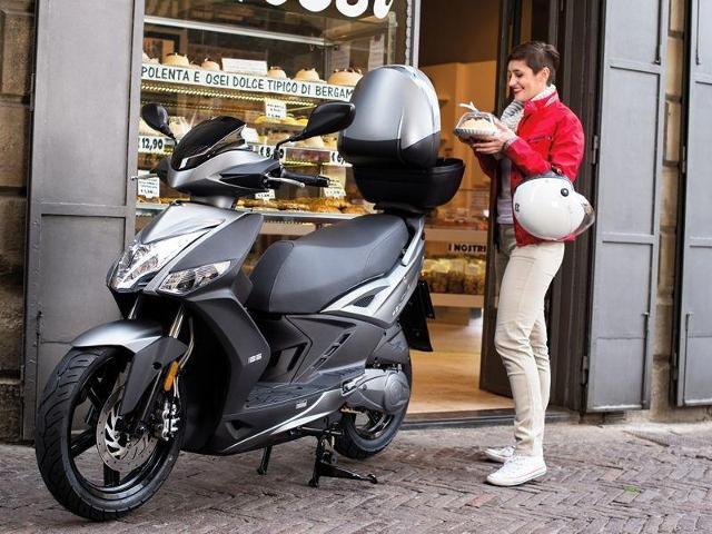 Motorrad kaufen KYMCO Agility 125 City Plus Occasion