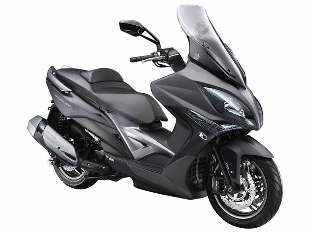 Motorrad kaufen KYMCO Xciting 400i ABS New Style Occasion