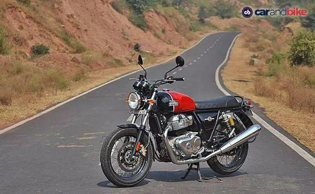 Motorrad kaufen ROYAL-ENFIELD Interceptor 650 Twin Occasion