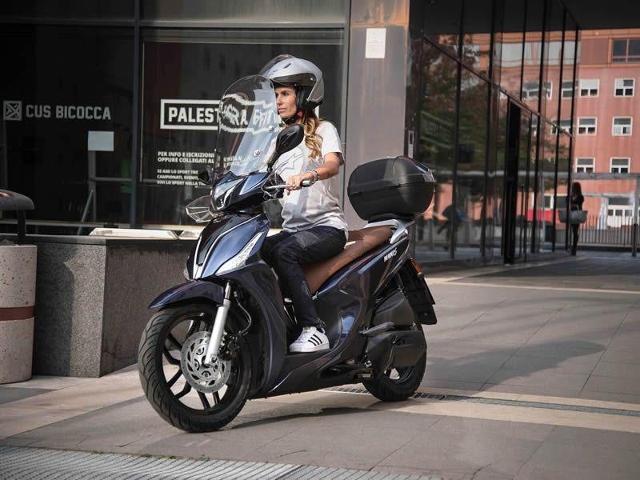 Motorrad kaufen KYMCO People 125i S Occasion