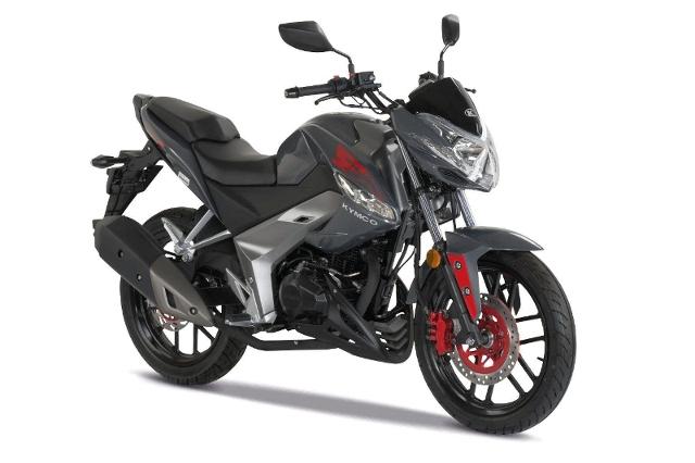 Motorrad kaufen KYMCO Visar 125 Occasion