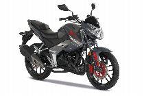 Motorrad kaufen Occasion KYMCO Visar 125 (naked)