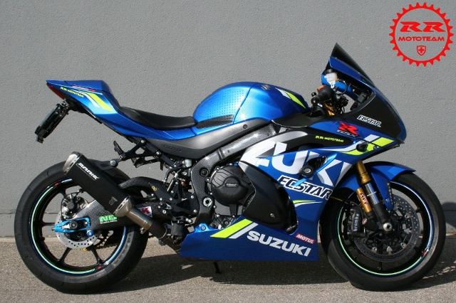 Motorrad kaufen SUZUKI GSX-R 1000 RA L8 Occasion