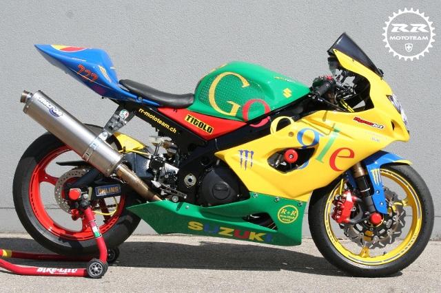 Motorrad kaufen SUZUKI GSX-R 1000 Racing Occasion