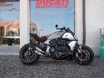 Motorrad kaufen Occasion DUCATI 1260 Diavel (naked)
