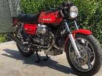 Motorrad kaufen Occasion MOTO GUZZI Spezial (sport)