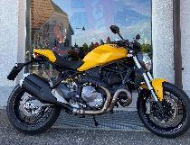 Motorrad kaufen Occasion DUCATI 821 Monster (naked)