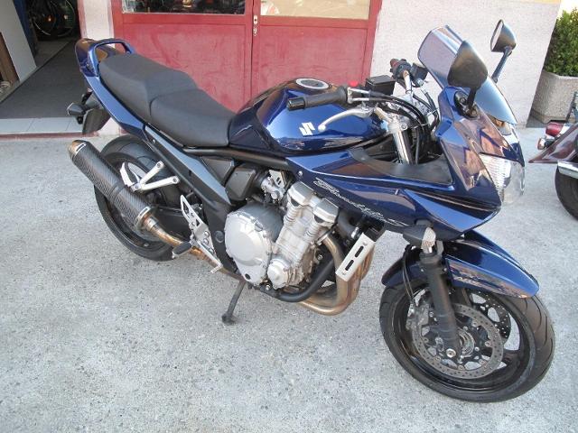 Acheter une moto SUZUKI GSF 1250 SA Bandit ABS Occasions