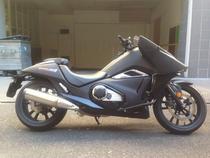 Motorrad kaufen Vorführmodell HONDA NC 750 J NM4 Vultus (custom)