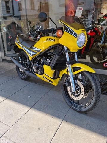 Motorrad kaufen YAMAHA RD 350 LC 31 K Oldtimer