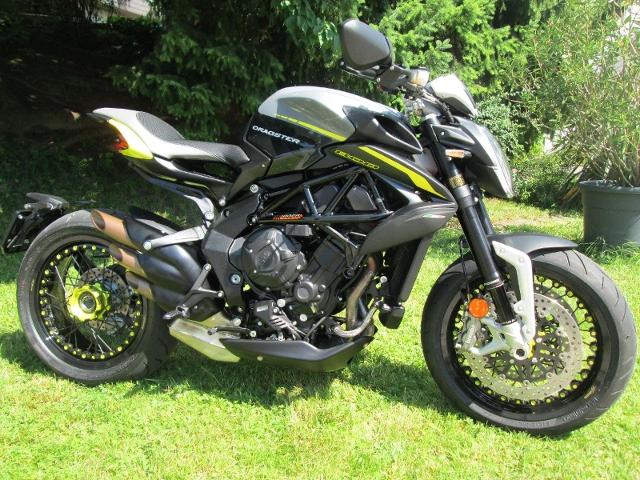 Motorrad kaufen MV AGUSTA Brutale 800 Dragster RR Neufahrzeug