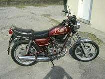 Motorrad kaufen Oldtimer GILERA 125 TG 3