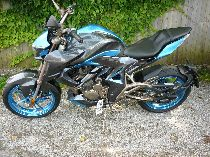 Motorrad kaufen Occasion ZONTES ZT 310 R (naked)