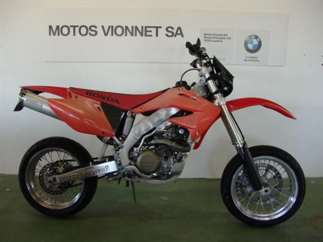 Motorrad kaufen HMO Alle CRF 450 SUPER MOTARD Occasion