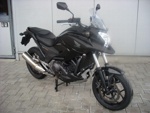 Motorrad kaufen HONDA NC 750 XD ABS DCT Automat Occasion