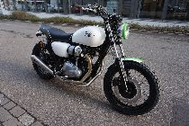 Töff kaufen KAWASAKI W 800 Custom Bike Retro