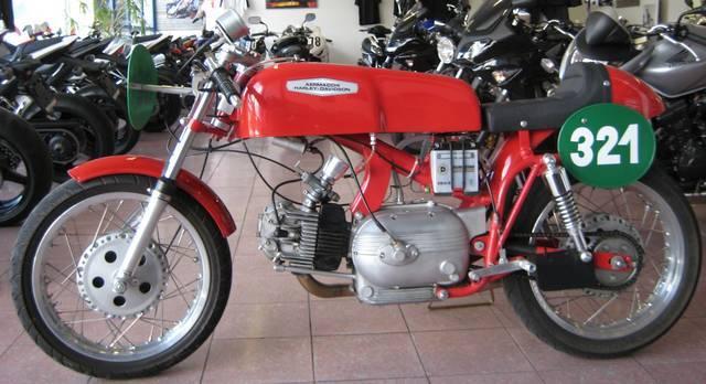 Motorrad kaufen AERMACCHI Aermacchi Harley-Davidson Oldtimer