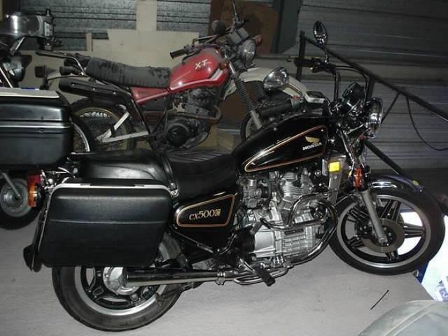 moto oldtimer acheter honda cx 500 c moto gaz sa granges paccot. Black Bedroom Furniture Sets. Home Design Ideas