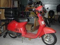 Motorrad kaufen Oldtimer HONDA AB07 scooter 50 (roller)