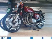 Motorrad kaufen Oldtimer HONDA 750K0 (touring)