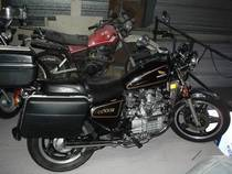 Motorrad kaufen Oldtimer HONDA CX 500 C