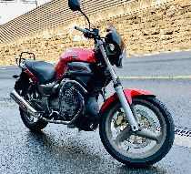 Motorrad kaufen Occasion MOTO GUZZI 750 Breva C (naked)