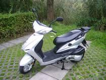 Motorrad kaufen Neufahrzeug DAELIM Delfino 125 (roller)