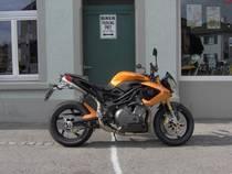 Motorrad Mieten & Roller Mieten BENELLI TNT 899 (Sport)