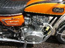 Motorrad kaufen Oldtimer YAMAHA XS2 (touring)