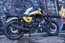 Aquista moto Occasioni BULLIT Bluroc 125 (retro)