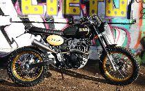 Aquista moto Occasioni BULLIT Hero 125 (retro)