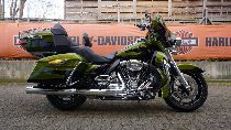 Motorrad kaufen Occasion HARLEY-DAVIDSON FLHTKSE CVO 1868 Electra Glide Ultra Limited ABS (touring)