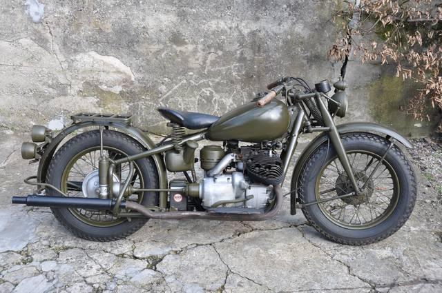 Motorrad kaufen INDIAN 841 Army Shaft Drive Oldtimer