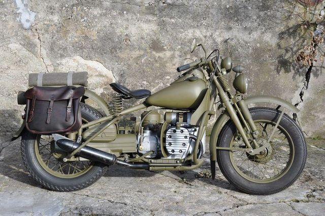 Motorrad kaufen HARLEY-DAVIDSON XA BOXER SHAFT DRIVE Oldtimer
