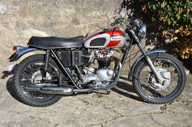 Motorrad kaufen TRIUMPH T 120 R Bonneville Oldtimer