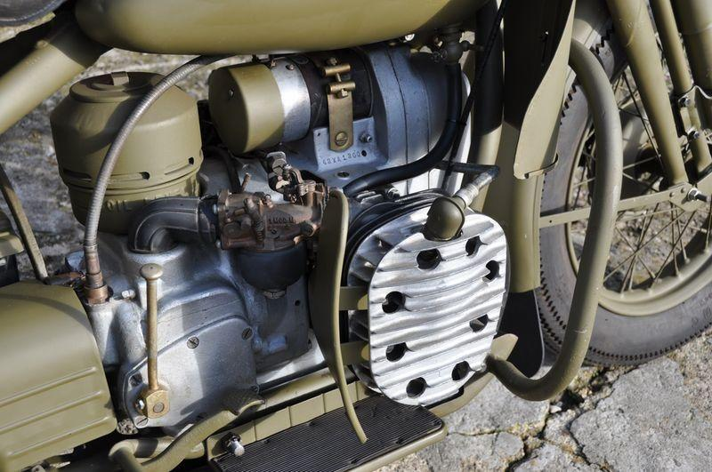 Buy motorbike Oldtimer HARLEY-DAVIDSON XA BOXER SHAFT DRIVE
