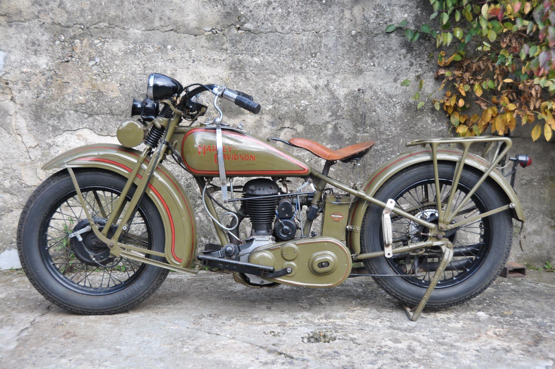 Motorrad oldtimer kaufen harley davidson model c sv single l chinger classic motors ag - Sigle harley davidson ...