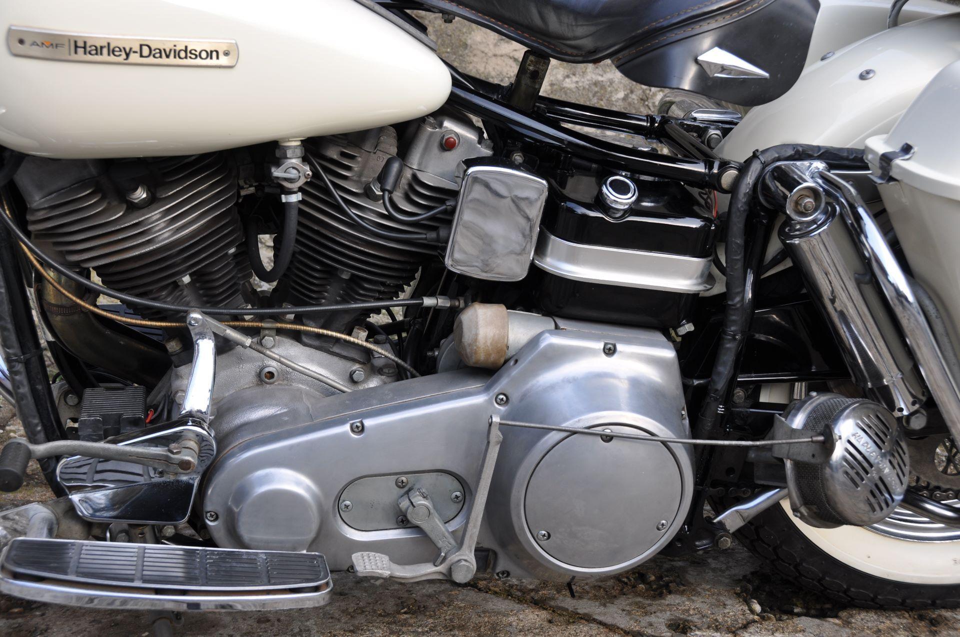 Sirene Harley Davidson Occasion